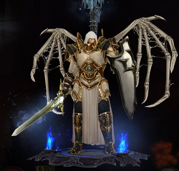Diablo  Kreuzritter Build