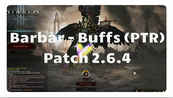 Patch 2.6.4: Barbar Buffs