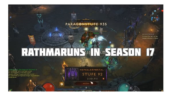 Rathma Runs in Season 17