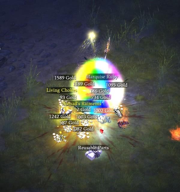 Regenbogen Goblin
