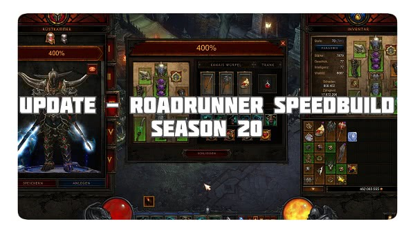 Barbar: RoadRunner (Speed Build)