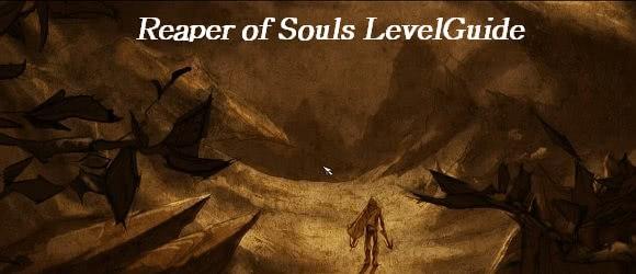 Reaper of Souls Levelguide
