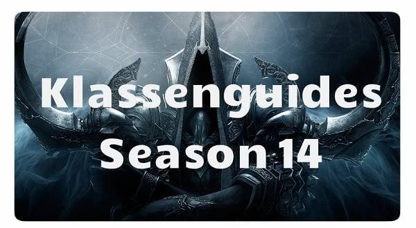 D3 Klassenguides für Season 14