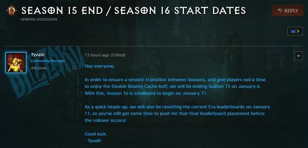 Season 16 kommt am 11.01.2019