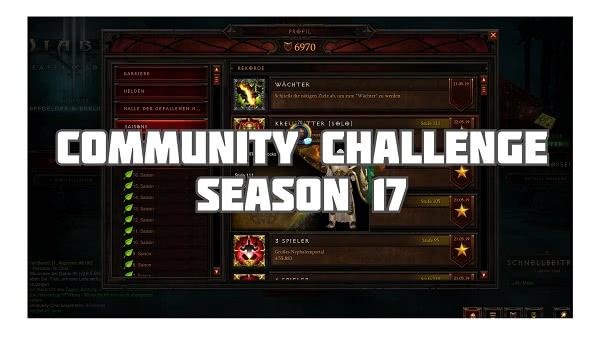 Season 17 Community Challenge