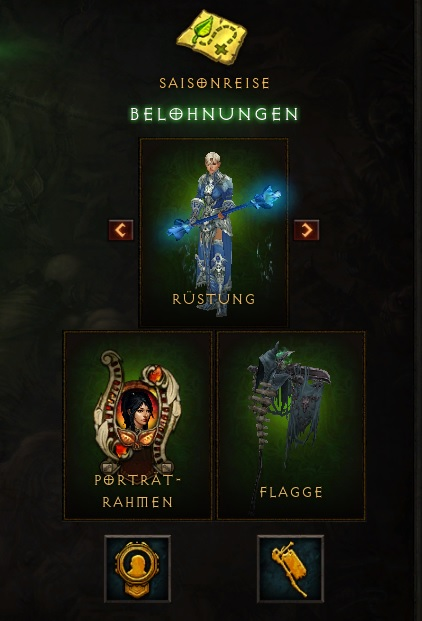 Season 18 Belohungen