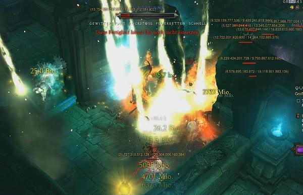 Blizzard sperrt Spieler wegen Pandemonium-Exploit