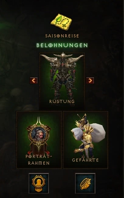 Season 19 Belohungen