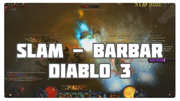 Barbar: SLAM Build (Neu)