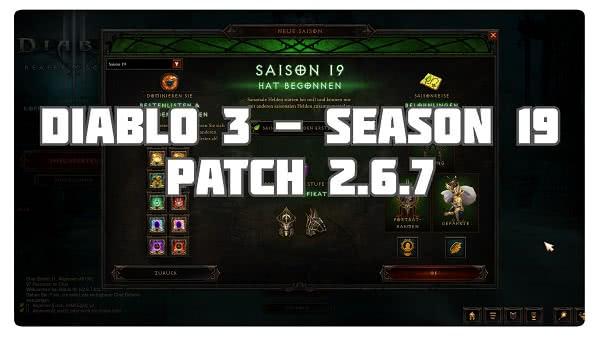 Season 19: Sets, Seasonthema, Belohnungen