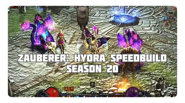 Zauberer: Hydra Speedbuild (S20)