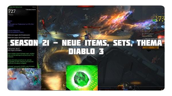 Season 21: Neue Items & Buffs