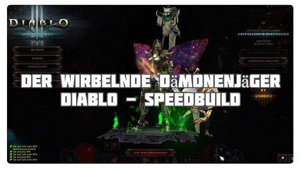 Der wirbelnde Dämonenjäger (Speedbuild)