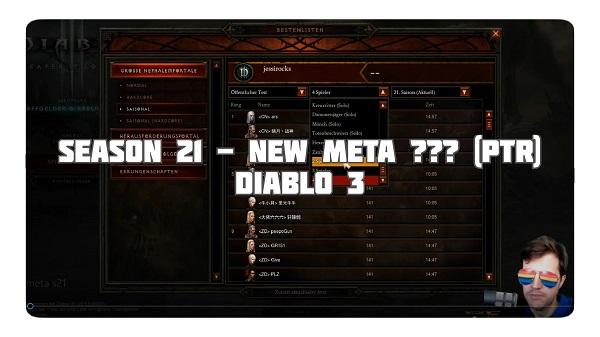 New Meta aus Season 21 (PTR)