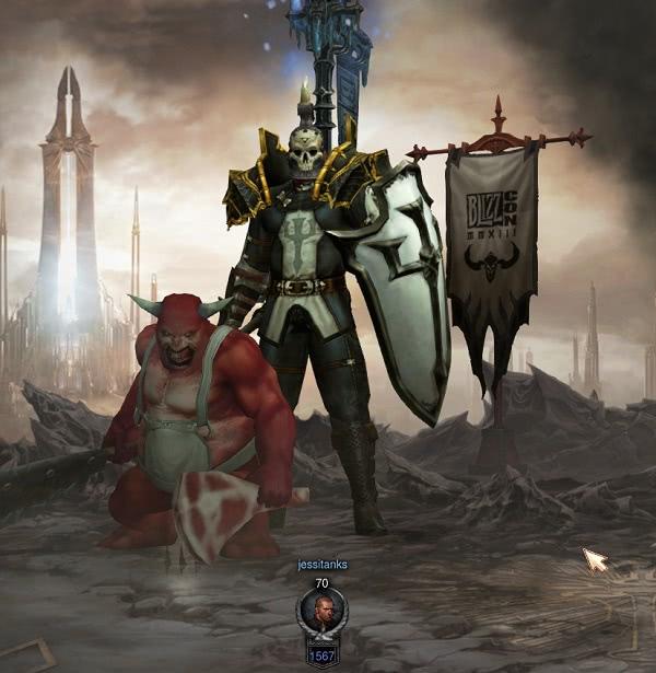 Hammerdin Build Diablo
