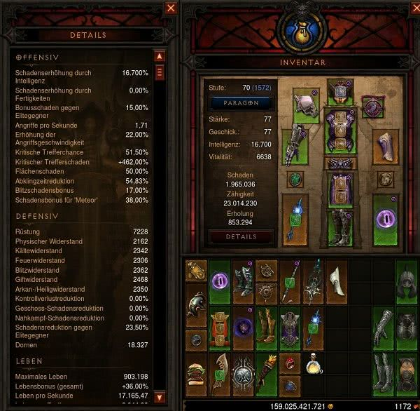 Diablo Manald Archon Build