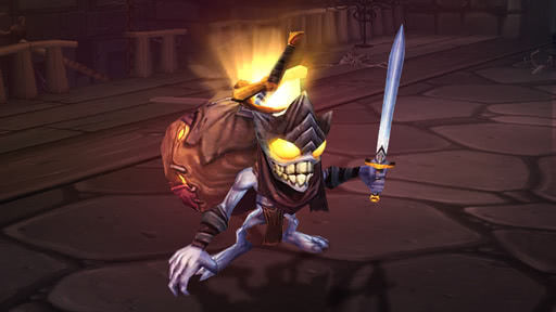 Schatzgoblin Haustier in World of Warcraft