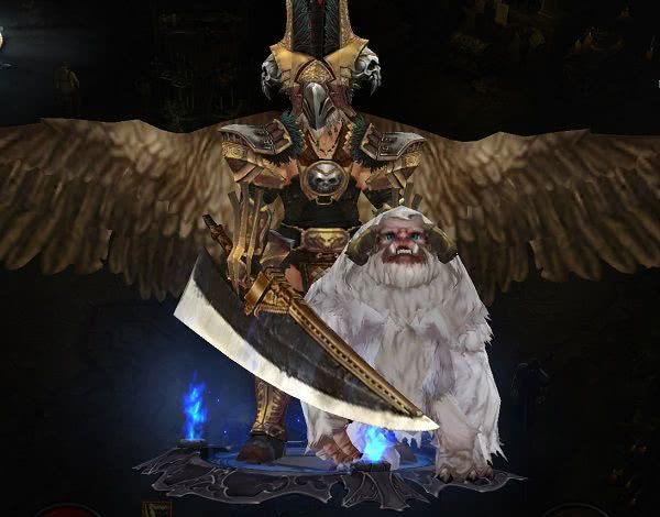 Hammerdin Build Diablo   D