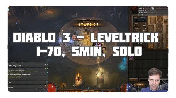 Solo Leveltrick 1-70