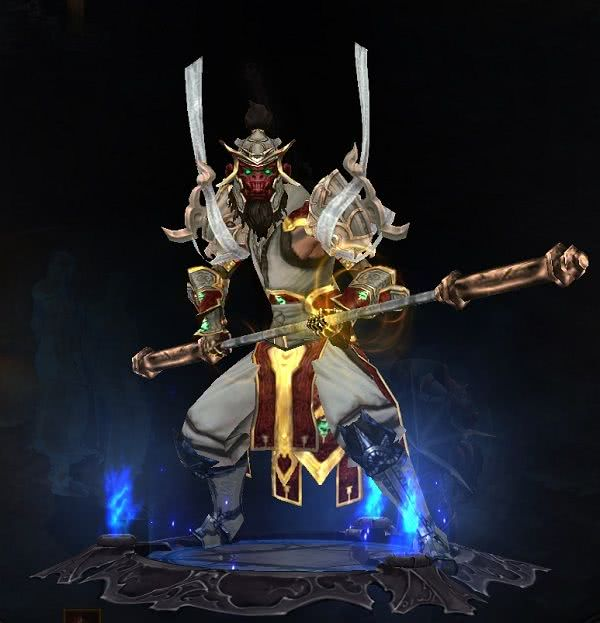 Image Result For Diablo Monk Build