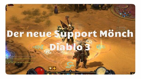 Der neue Support Mönch