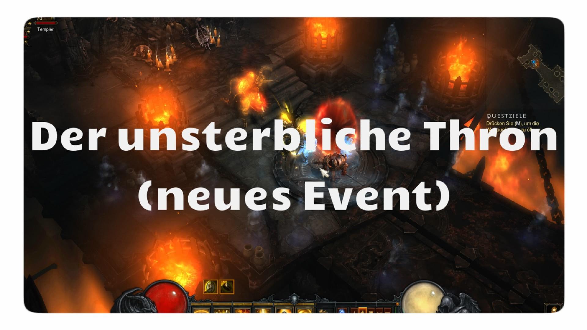 Event: Unsterbliche Thron