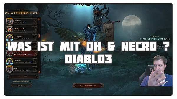 Was ist mit DH & Necro?
