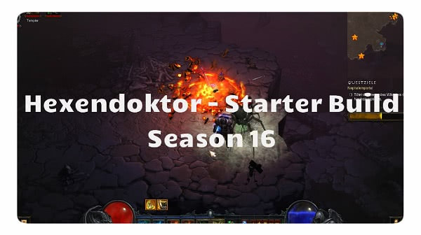 Hexendoktor: Season 16 Starter Build