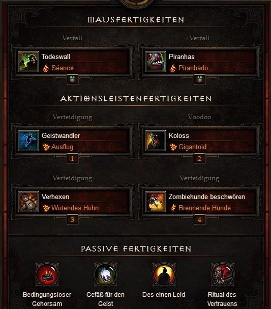 Hexendoktor Build Season