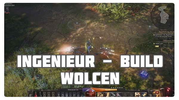 Wolcen: Ingenieur Build (Hybrid)