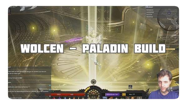 Wolcen - Paladin Build
