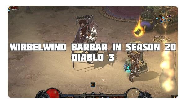 Barbar: WW Build in Season 20