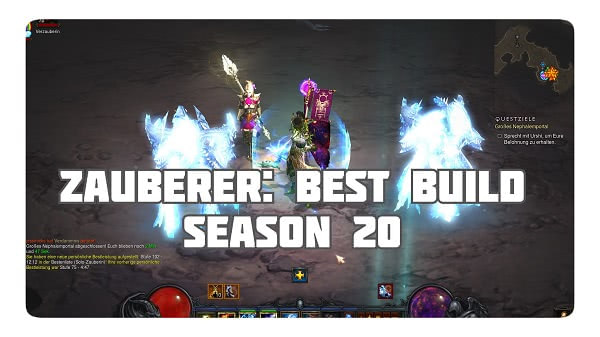 Zauberer: Best Build für Season 20