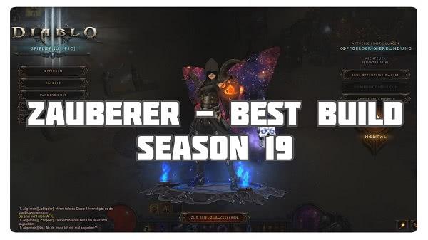 Zauberer: Best Build für Season 19
