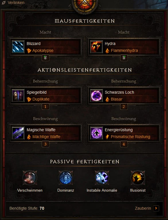 Zauberin Patch 2.1 Build