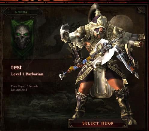 Best Build Support Barbare Diablo